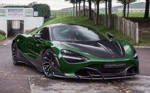 McLaren 720S Fury by TopCar