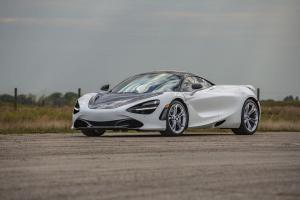 McLaren 720S HPE900 by Hennessey 2019 года
