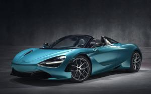 McLaren 720S on Forgiato Wheels (S216) 2019 года