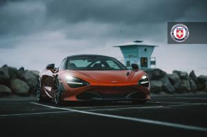 2019 McLaren 720S by R1 Motorsport on HRE Wheels (P104SC)