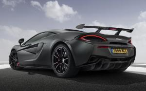McLaren MSO 570S Coupe High Downforce Kit 2019 года