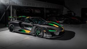 2019 McLaren Senna XP The Home Victory