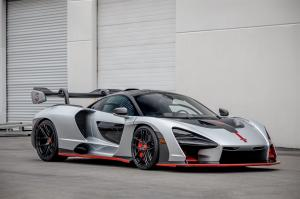 2019 McLaren Senna by GMG Racing on HRE Wheels (P101SC)