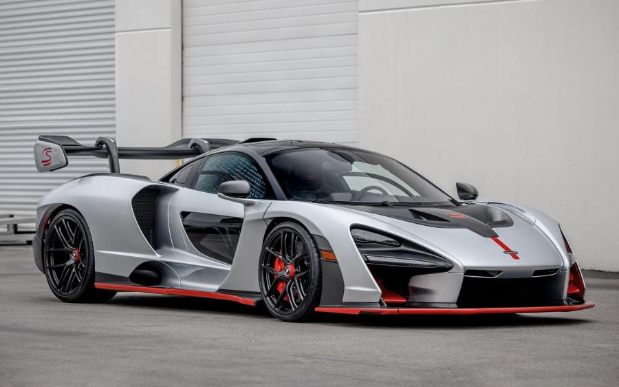 McLaren Senna by GMG Racing on HRE Wheels (P101SC) '2019