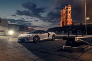 2020 McLaren GT by Novitec Rosso on Vossen Wheels (MC3)