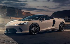 McLaren GT by Novitec Rosso on Vossen Wheels (MC3) '2020