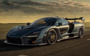 McLaren Senna by Novitec Rosso on Vossen Wheels '2020