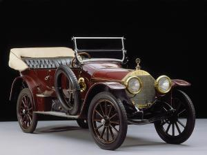 1910 Mercedes-Benz 22/40 HP Phaeton