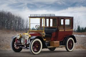 1914 Mercedes-Benz 22/50 PS Town Car by Brewster