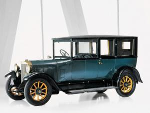 Mercedes-Benz 10/30 HP 1923 года