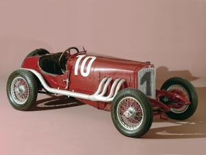 1924 Mercedes-Benz 120 HP Targa Florio Race Car