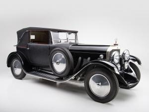 Mercedes-Benz 630K Sport Touring by Harrington 1927 года