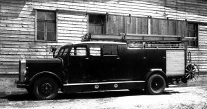 1932 Mercedes-Benz LoS3500 Metz KS-25