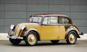 Mercedes-Benz 130 2-Door Saloon 1934 года