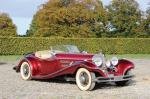 Mercedes-Benz 500K Special Roadster Replica 1934 года