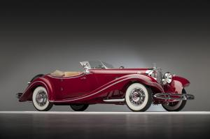 Mercedes-Benz 500K Special Roadster by Sindelfingen 1935 года