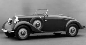 Mercedes-Benz 230n Roadster 1937 года