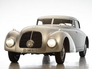 Mercedes-Benz 540K Streamliner 1938 года