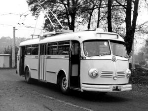 1951 Mercedes-Benz O6600 H Trolley Bus