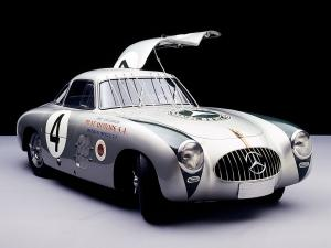1952 Mercedes-Benz 300 SL Racing Sport Coupe