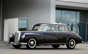 Mercedes-Benz 300 Sliding-Roof Limousine 1952 года