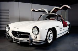 Mercedes-Benz 300 SL Coupe 1954 года