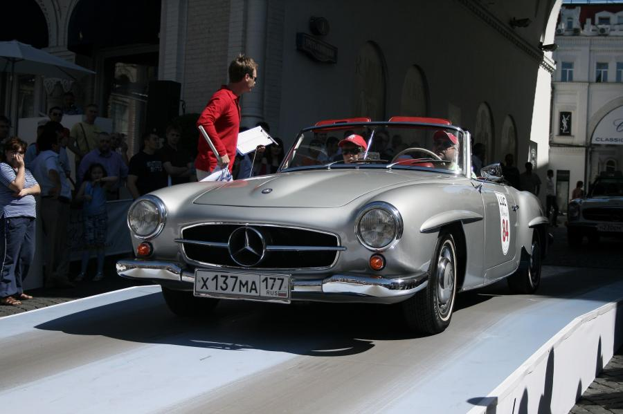 Mercedes-Benz 190 SL '1955
