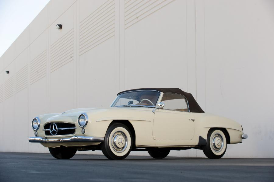 Mercedes-Benz 190 SL Roadster '1957