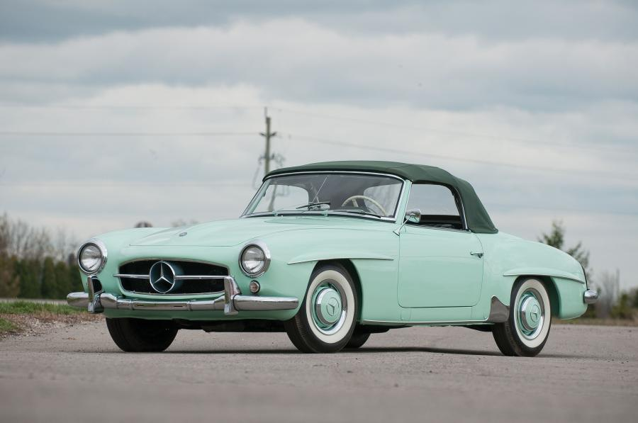 Mercedes-Benz 190 SL Roadster '1958
