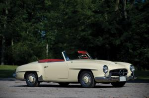 1960 Mercedes-Benz 190 SL Roadster