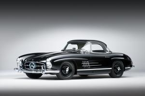 1960 Mercedes-Benz 300 SL Roadster
