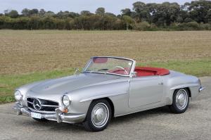Mercedes-Benz 190 SL Roadster 1961 года