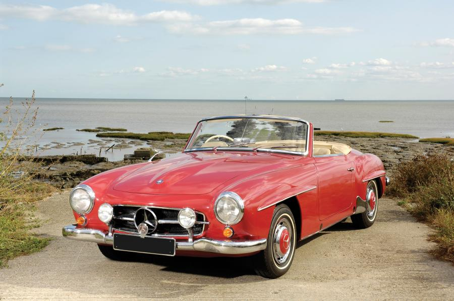 Mercedes-Benz 190 SL '1961