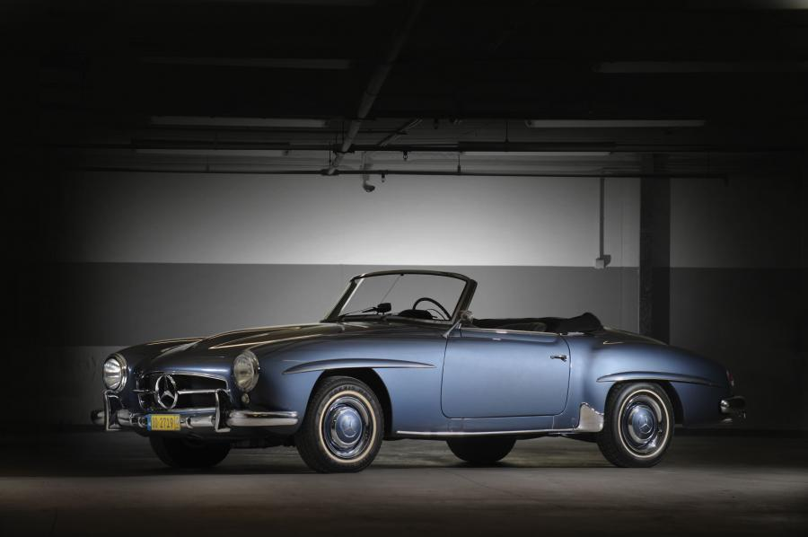 Mercedes-Benz 190 SL Roadster '1962