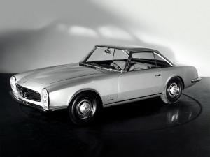 Mercedes-Benz 230 SL Coupe 1964 года