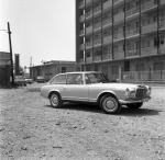 Mercedes-Benz 230SLX Shooting Break by Frua 1966 года