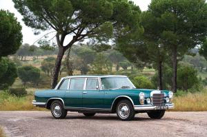1966 Mercedes-Benz 600 by Chapron