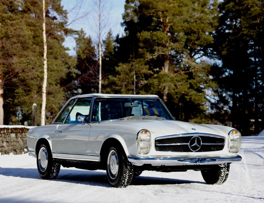 1968 Mercedes-Benz 280 SL (WW)