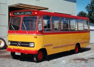 1969 Mercedes-Benz LP 608/42 VBK M1968