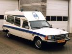 Mercedes-Benz E-Class Ambulance by Visser 1979 года