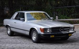 Mercedes-Benz 280 SLC 1980 года (EU)