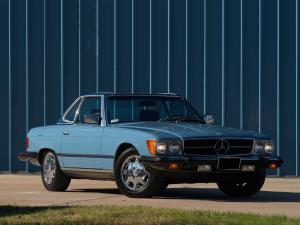 1980 Mercedes-Benz 380 SL