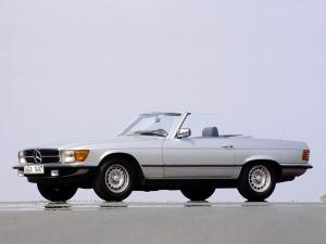 Mercedes-Benz 380 SL 1980 года