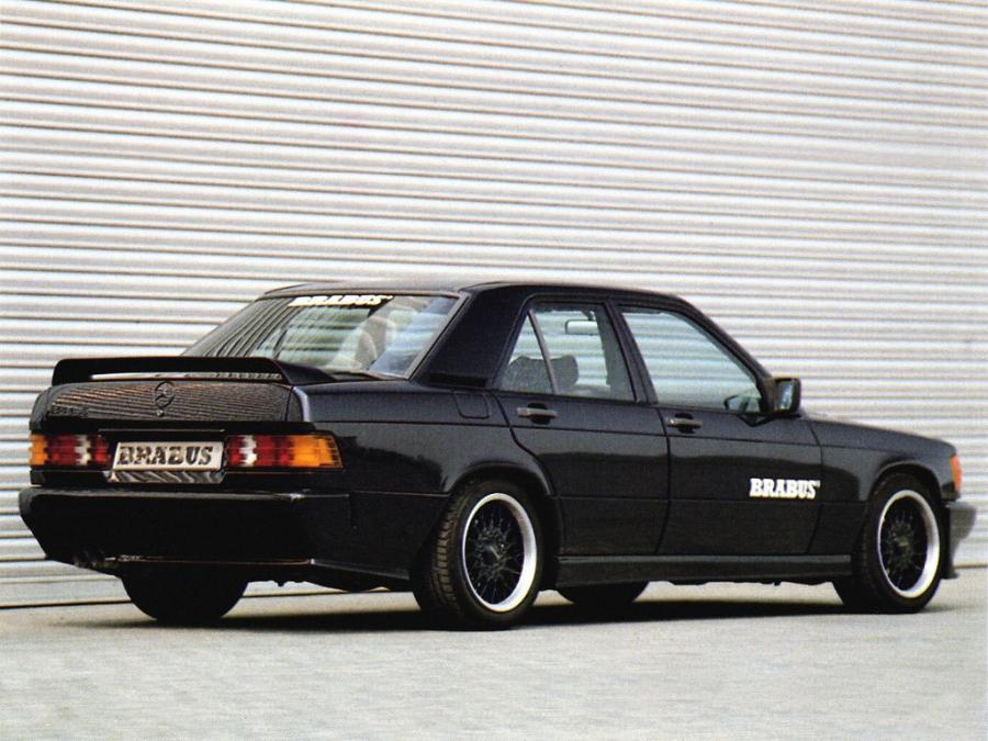 1982 Mercedes-Benz 190 by Brabus