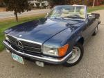 Mercedes-Benz 280 SL 1983 года (EU)