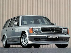 1983 Mercedes-Benz 500 SET by Zender