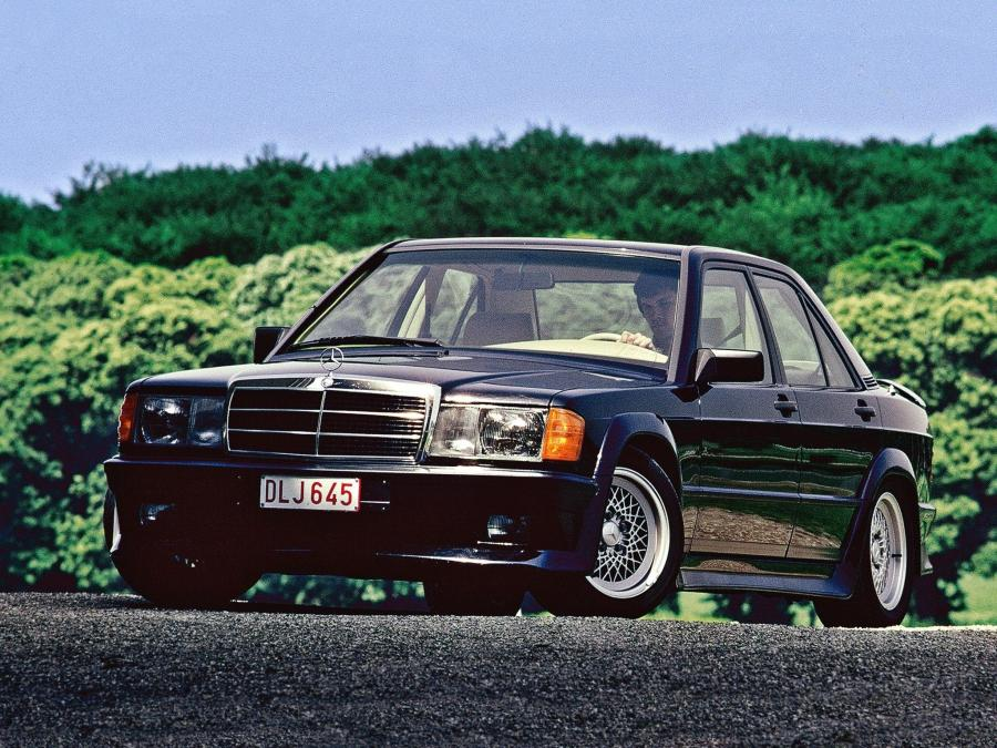 Mercedes-Benz 190 E by Carat by Duchatelet