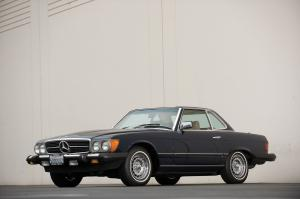 1984 Mercedes-Benz 380 SL Roadster