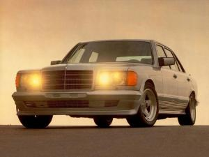 1984 Mercedes-Benz 500 SEL by AMG