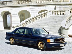 1985 Mercedes-Benz 1001 SEL by Gemballa